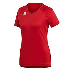 Women's adidas HILO Short-Sleeve Volleyball Jersey
