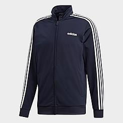Men's adidas Essentials 3-Stripes Tricot Track Jacket