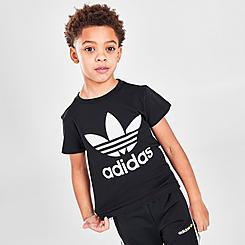 Little Kids' adidas Originals Trefoil T-Shirt