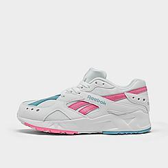 Girls' Big Kids' Reebok Classics Aztrek Casual Shoes