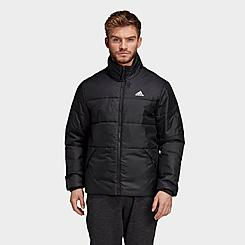 Men's adidas BSC 3-Stripes Insulated Winter Jacket