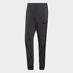 Men's adidas Essentials 3-Stripes Tapered Tricot Jogger Pants