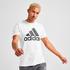 Men's adidas Basic Badge of Sport T-Shirt