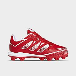 Little Kids' adidas Afterburner 7 MD Baseball Cleats