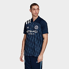 Men's adidas New York City FC Away Soccer Jersey