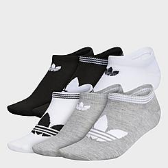 Women's adidas Originals 6-Pack No-Show Socks