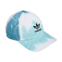 adidas Originals Relaxed Precurved Color Wash Tie-Dye Adjustable Hat