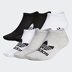 adidas Originals Classic Superlite No-Show Socks (6-Pack)