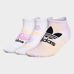 Women's adidas Originals No-Show Socks (3-Pack)