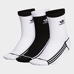 Women's adidas Originals Crew Socks (3-Pack)