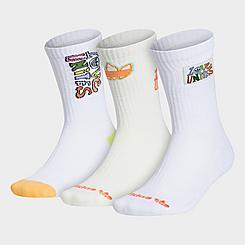 adidas Originals Love Unites Crew Socks (3-Pack)
