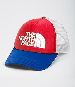 The North Face TNF Logo Trucker Snapback Hat