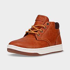 Boys' Big Kids' Polo Ralph Lauren Court Sneaker Boots