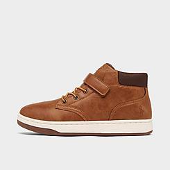 Boys' Little Kids' Polo Ralph Lauren Court Sneaker Boots