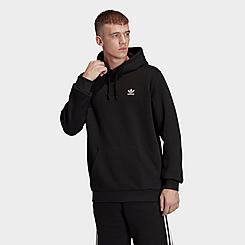 Men's adidas Originals LOUNGEWEAR Trefoil Essentials Crewneck Sweatshirt