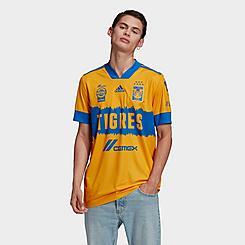 Men's adidas Tigres UANL Home Soccer Jersey