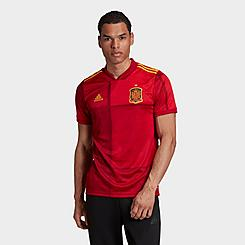 Men's adidas Spain Home Soccer Jersey