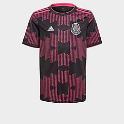 Kids' adidas Mexico Home Soccer Jersey