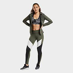 Women's Reebok Lux Colorblock 2 Training Tights