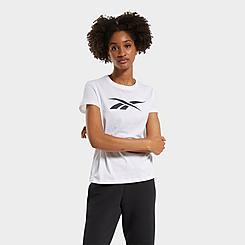 Women's Reebok Training Essentials Vector Graphic T-Shirt