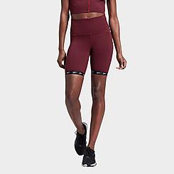 Women's Reebok Studio High-Intensity Bike Shorts