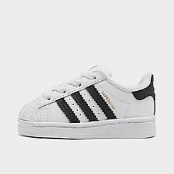 Kids' Toddler adidas Originals Superstar Casual Shoes