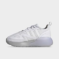 Kids' Toddler adidas Originals ZX 2K Casual Shoes