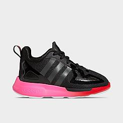 Kids' Toddler adidas Originals ZX 2K Flux Casual Shoes