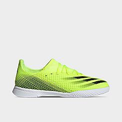 Little Kids' adidas X Ghosted.3 Indoor Soccer Shoes