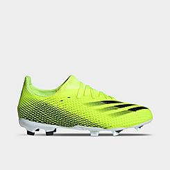 Little Kids' adidas X Ghosted.3 Firm Ground Soccer Cleats