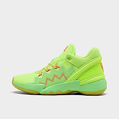 Little Kids' adidas D.O.N. Issue #2 Basketball Shoes