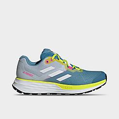 Women's adidas Terrex Two Flow Trail Running Shoes