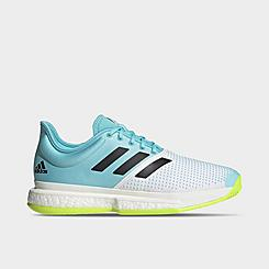 Men's adidas SoleCourt Boost x Parley Tennis Shoes