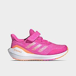 Girls' Little Kids' adidas EQ21 Run El K Running Shoes