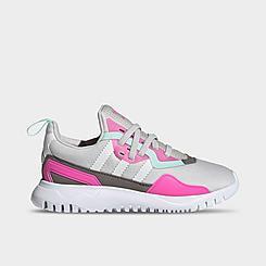 Girls' Little Kids' adidas Originals Flex Casual Shoes