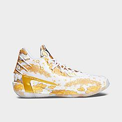 adidas Dame 7 x Ric Flair Basketball Shoes