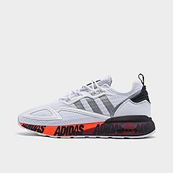 Men's adidas Originals ZX 2K BOOST Running Shoes