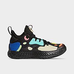 Little Kids' adidas Harden Vol. 5 Futurenatural Basketball Shoes