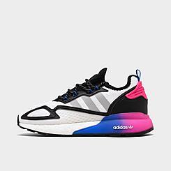 Men's adidas Originals x Ninja ZX 2K BOOST Running Shoes