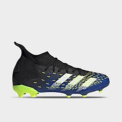 Little Kids' adidas Predator Freak.3 Firm Ground Soccer Cleats