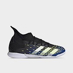 Little Kids' adidas Predator Freak .3 Indoor Soccer Shoes