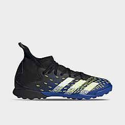 Big Kids' adidas Predator Freak.3 Turf Soccer Shoes