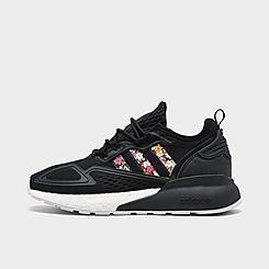Big Kids' adidas Originals ZX 2K BOOST Casual Shoes