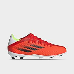 Big Kids' adidas X Speedflow.3 Firm Ground Soccer Cleats