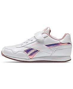 Girls' Little Kids' Reebok Royal Classic Jogger 3 Casual Shoes