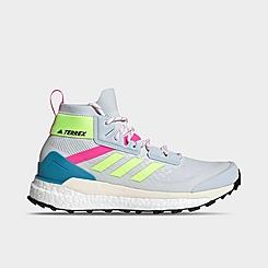 Women's adidas Terrex Free Hiker Primeblue Hiking Shoes