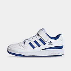 Little Kids' adidas Originals Forum Low Casual Shoes