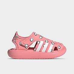 Girls' Toddler adidas Swimming Minnie Mouse Water Sandals