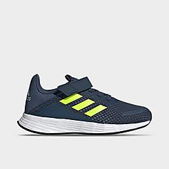 Little Kids' adidas Duramo SL Hook-and-Loop Running Shoes