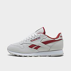 Men's Reebok Classic Leather Vintage Casual Shoes